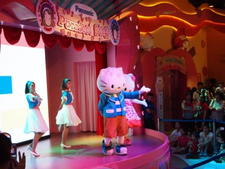 The Hello Kitty Show - quite boring actually.